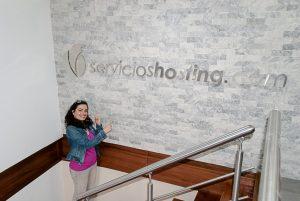 Emprendimiento, mujer emprendedora Servicios.hosting